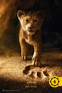 Disney's The Lion King 2019 Hungarian Teaser Poster.jpeg