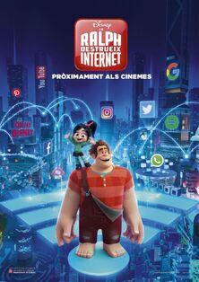 Disney's Ralph Breaks the Internet Catalan Poster.jpeg