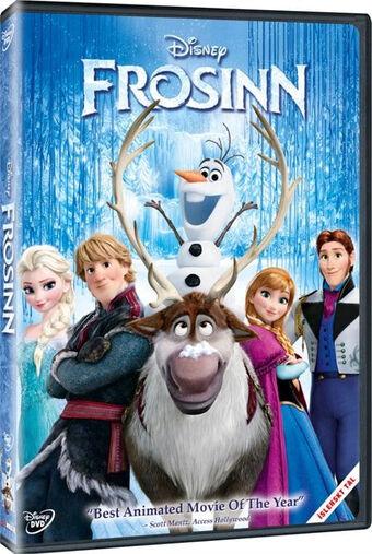 Frozen International Dubbing Wiki Fandom