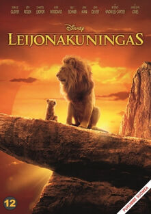 Disney's The Lion King 2019 Finnish DVD Poster.jpeg