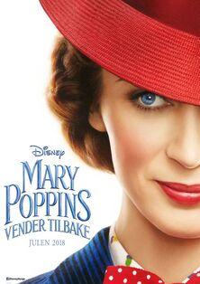 Disney's Mary Poppins Returns Norwegian Teaser Poster.jpeg