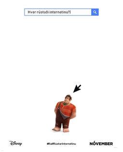 Disney's Ralph Breaks the Internet Icelandic Teaser Poster.jpeg