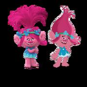 Poppy Trolls and Poppy Trolls The Beats Goes On.png