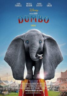 Disney's Dumbo 2019 European Spanish Poster 2.jpeg