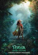 Disney's Raya and the Last Dragon Finnish Poster