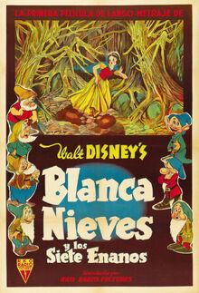 Snow White And The Seven Dwarfs 1938 - Blanca Nieves y los siete enanos .jpg