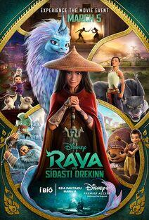 Disney's Raya and the Last Dragon Icelandic Poster 2.jpg