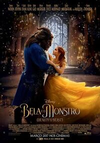 Disney's Beauty and the Beast 2017 European Portuguese Poster 3.jpeg