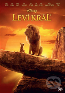 Disney's The Lion King 2019 Slovak DVD Poster.png