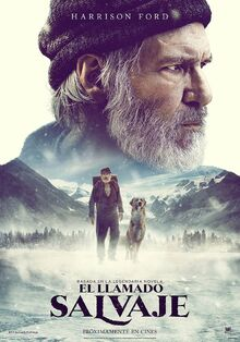 The Call of the Wild 2020 Latin American Spanish Poster 2.jpeg