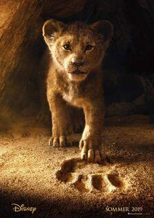 Disney's The Lion King 2019 Danish Teaser Poster.jpeg