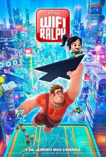 Disney's Ralph Breaks the Internet Brazilian Portuguese Poster.jpeg