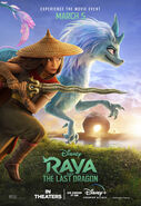 Disney's Raya and the Last Dragon Poster 4