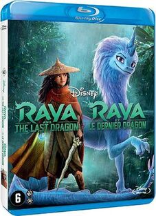 Disney's Raya and the Last Dragon Belgian Blu-ray Poster.jpg