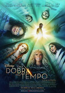 Disney's A Wrinkle in Time 2018 Brazilian Portuguese Poster.jpg