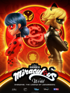 Miraculous Shanghai Promotional Poster by Olchus