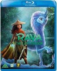 Disney's Raya and the Last Dragon Nordic Blu-ray Poster.jpg