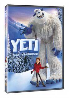 Smallfoot Czech DVD Poster.jpeg