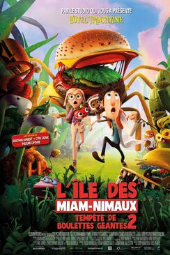 Cloudy with a Chance of Meatballs 2 France.jpg