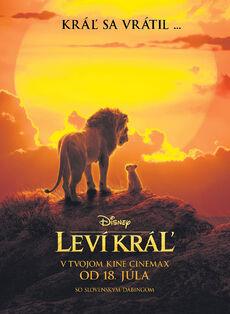 Disney's The Lion King 2019 Slovak Poster.jpeg