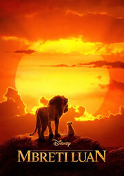 Lion King 2019 Albanian poster.jpg