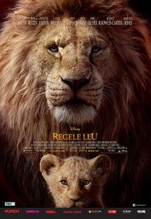 Disney's The Lion King 2019 Romanian Poster.jpeg