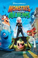 Monsters vs Aliens - Monstres contre Aliens