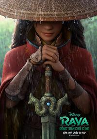 Disney's Raya and the Last Dragon Vietnamese Teaser Poster.jpg