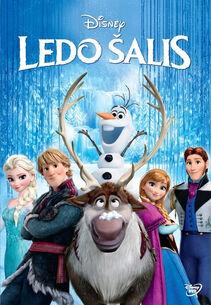 Disney's Frozen Lithuanian DVD Poster.jpeg