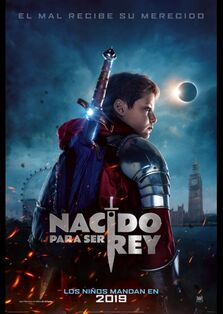 The Kid Who Would Be King Latin American Spanish Teaser Poster.jpeg