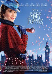 Disney's Mary Poppins Returns European Spanish Poster 2.jpeg