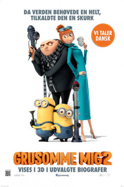 Despicable Me 2 - Grusomme mig 2.jpg