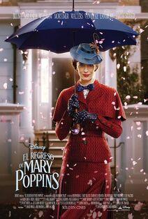 Disney's Mary Poppins Returns Latin American Spanish Poster 2.jpeg