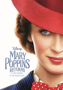 Disney's Mary Poppins Returns Dutch Teaser Poster.jpeg