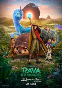 Disney's Raya and the Last Dragon European Spanish Poster.jpg