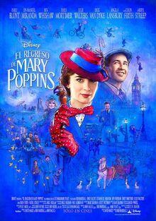 Disney's Mary Poppins Returns Latin American Spanish Poster.jpeg