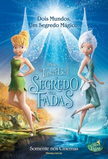 Disney's Tinker Bell and the Secret of the Wings Brazilian Portuguese Poster.jpeg