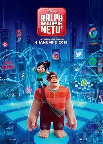 Disney's Ralph Breaks the Internet Romanian Poster 3.jpeg