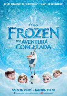 Frozen Latin Spanish Poster 2.jpg