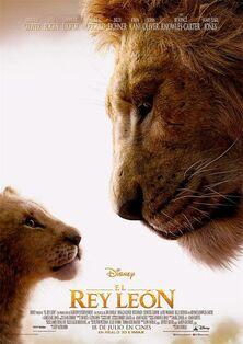 Disney's The Lion King 2019 European Spanish Poster 4.jpeg