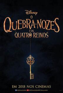 Disney's The Nutcracker and the Four Realms Brazilian Portuguese Teaser Poster.jpg