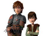 Hiccup Haddock III (How To Train Your Dragon)