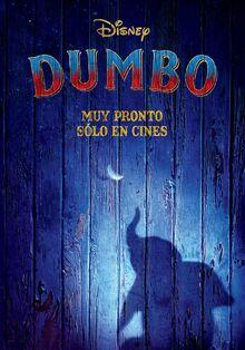 Disney's Dumbo 2019 Latin American Spanish Teaser Poster.jpeg