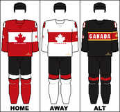 Canada national hockey team jerseys - 2014 Winter Olympics.png