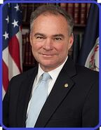Rand-Tim Kaine, official 113th Congress photo portrait