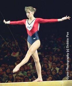 Mills phoebe 1988 olympics.jpg