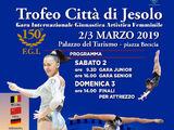 2019 City of Jesolo Trophy