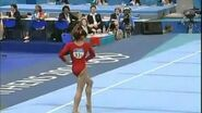 Cheng Fei - Floor Exercise - 2004 Olympics Team Final