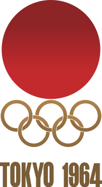 202px-Tokyo 1964 Summer Olympics logo.png