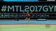 MOORS Brooklyn (CAN) - 2017 Artistic Worlds, Montréal (CAN) - Qualifications Floor Exercise